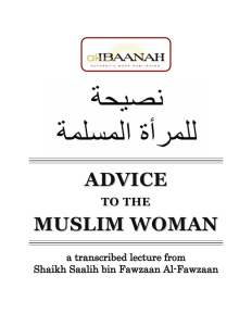 advice-to-muslim-women-